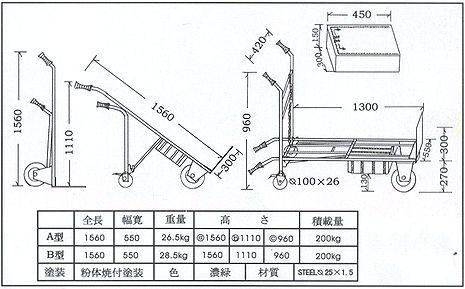 防災用テント|変身台車